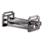 4 Place Stand Alone Die Rack