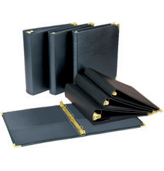 Imitation Leather 8.5x11 Ring Binders
